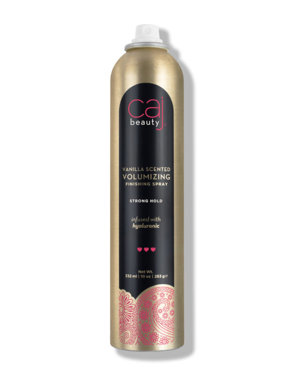 Vanilla Scented Volumizing Finishing Spray